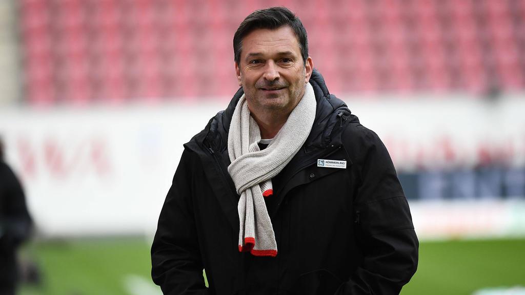 Christian Heidel ist zurück in Mainz
