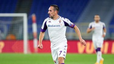 Entwarnung für Franck Ribéry: Keine schwere Verletzung
