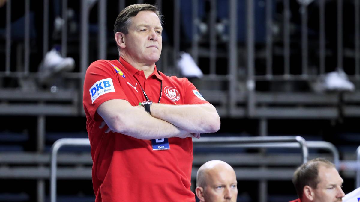 Bundestrainer Alfred Gislason