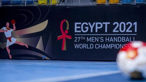 Die Handball-WM findet in Ägypten statt