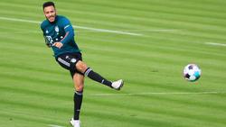Corentin Tolisso steht noch bis 2022 beim FC Bayern unter Vertrag