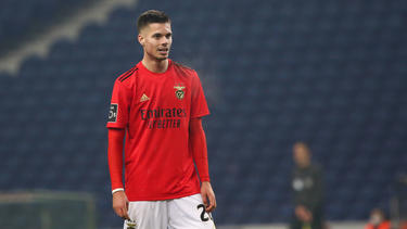 Julian Weigl verließ den BVB vor rund einem Jahr in Richtung Benfica