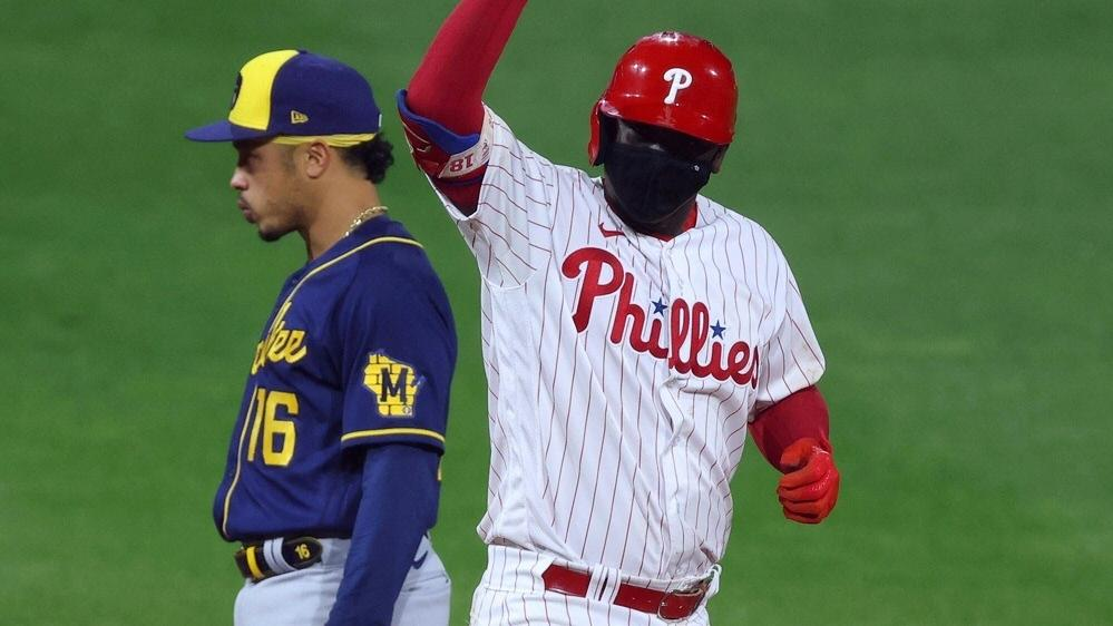 Fan der Philadelphia Phillies sorgt mit einem spektakulären Catch für Aufsehen