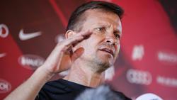 Jesse Marsch bringt sich bei RB Leipzig ins Gespräch