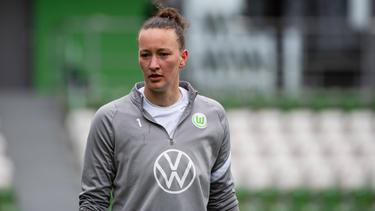 Almuth Schult bestritt fast zwei Jahre kein Pflichtspiel für den VfL Wolfsburg