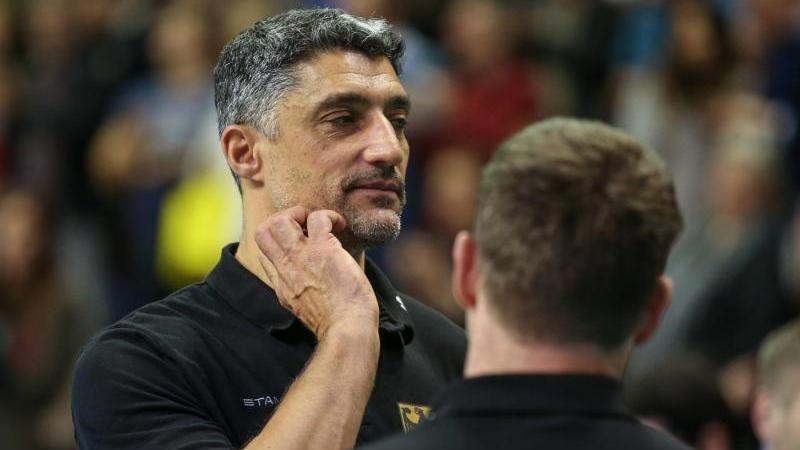 Das Team von Bundestrainer Andrea Giani hat auch gegen Brasilien verloren