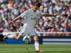 Auf der Liste der Nominierten: Real Madrids Isco