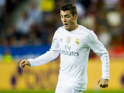 Mateo Kovačić bei seinem Debüt für Real Madrid