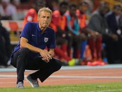 ist Jürgen Klinsmanns Blick gen England gerichtet?