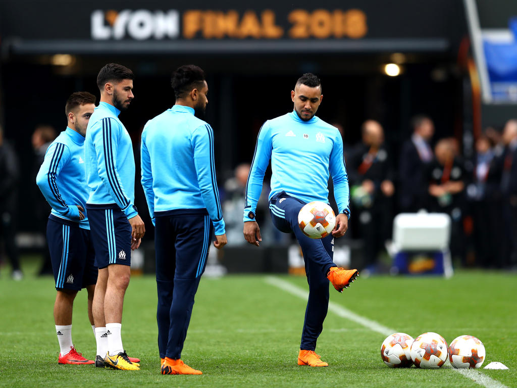 7bd5a9e37 Marseille star Dimitri Payet is determined to go down in history by beating  Atletico Madrid in Wednesday s Europa League final as the club celebrates a  ...