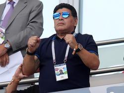 Diego Maradona kritisierte die argentinische Aufstellung