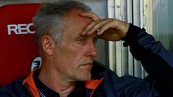 Christian Streich muss Pressekonferenz des SC Freiburg auslassen