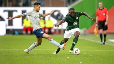 Schalke perdió su debut en Wolfsburgo. (Foto: Getty)