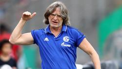 Norbert Elgert sieht Defizite in der Nachwuchsarbeit des FC Schalke 04