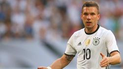 Lukas Podolski hat sich zur Lage der deutschen Nationalmannschaft geäußert