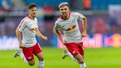 Kevin kampl und RB Leipzig sind zurück in der Erfolgsspur