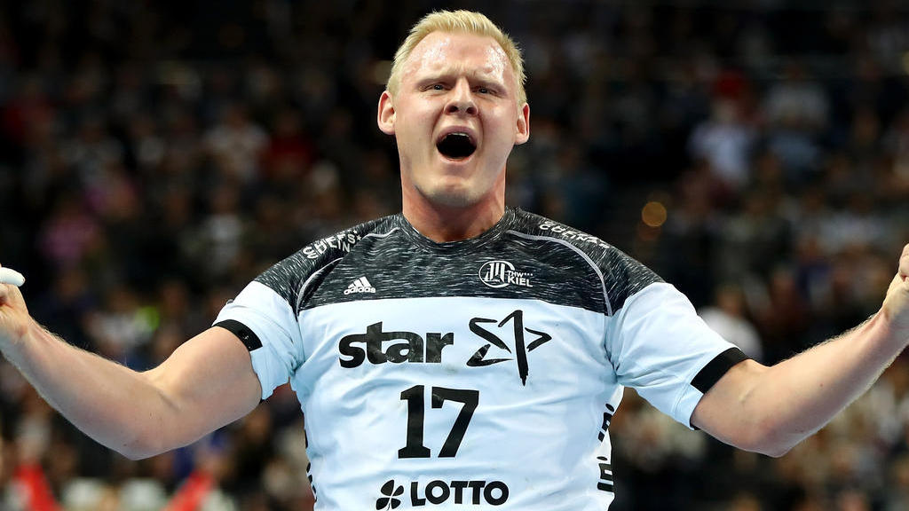 Patrick Wienczek vom THW Kiel kennt die Stärken der HSG Wetzlar