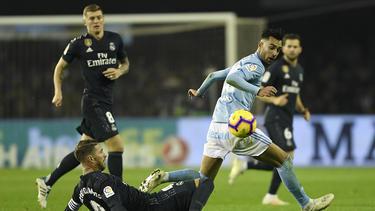 Real Madrid setzte sich mit 4:2 bei Celta Vigo durch