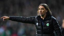Martin Schmidt trainierte zuletzt den VfL Wolfsburg