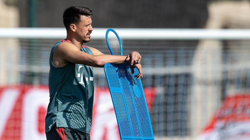 Sandro Wagner zog es vom FC Bayern nach China