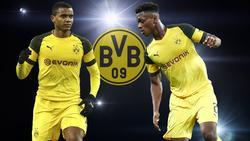 Manuel Akanji und Dan-Axel Zagadou geben ein erfolgreiches Abwehr-Duo beim BVB ab