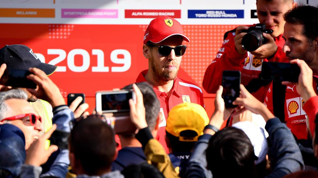 Kann sich Vettel in dieser Saison den Titel schnappen?