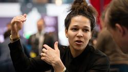 Célia Sasic wird nicht DFB-Präsidentin werden