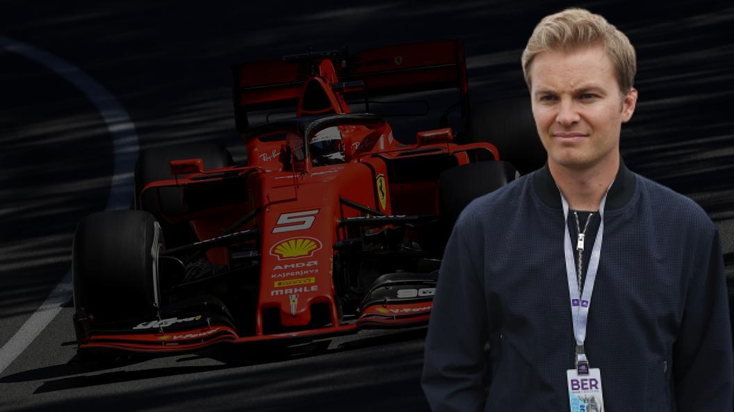 Nico Rosberg fordert, dass Ferrari endlich reagieren muss
