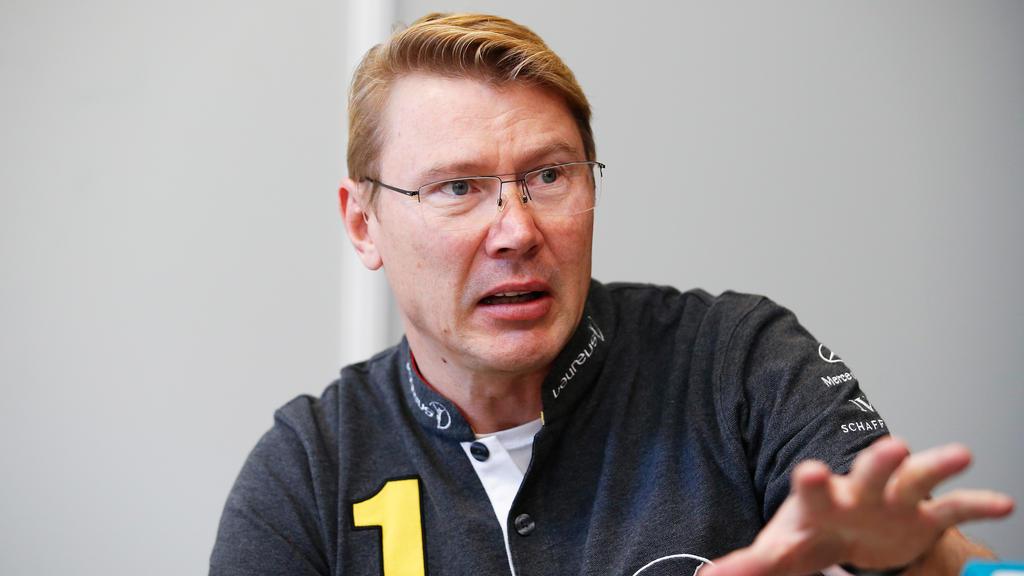 Mika Häkkinen ist nicht gerade glücklich über die Strafe gegen Sebastian Vettel