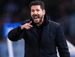 Diego Simeone will mit Atlético Madrid einmal mehr die Bayern ärgern