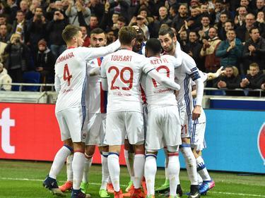 Olympique Lyon bezwang die Roma im eigenen Stadion