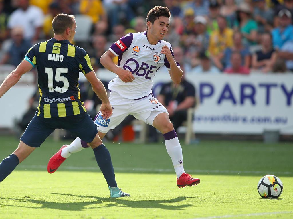 Jacob Italiano soll schon bald einen Vertrag bei einem Bundesligisten unterzeichnen