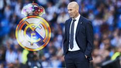 Zinédine Zidane hat sein Team mit neuen Stars verstärkt