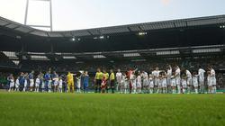 41.500 Zuschauer fanden den Weg ins Weserstadion