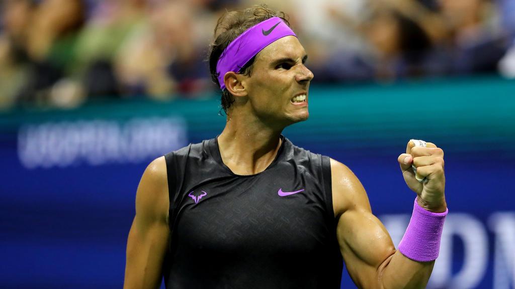 Jubelt Rafael Nadal in New York bald über seinen vierten Titel?