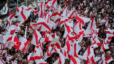 Die Fans von Vallecano müssen draußen bleiben