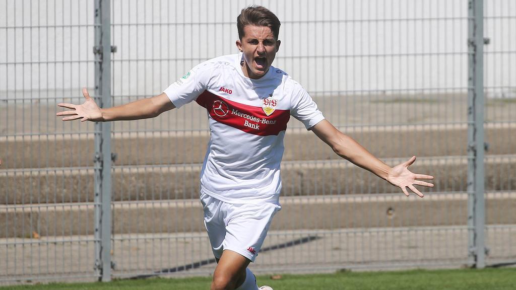 Mirhan Inan hat offenbar die Möglichkeit, den VfB Stuttgart in Richtung Juventus Turin zu verlassen
