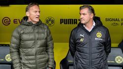 Dürfen sich die BVB-Bosse auf Top-Transfers im Winter freuen?