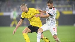 Wechselt Erling Haaland vom BVB zum FC Bayern?