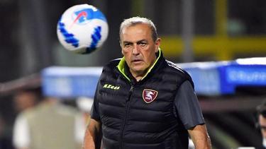 Fabrizio Castori ist nach der Pleite von US Salernitana freigestellt worden