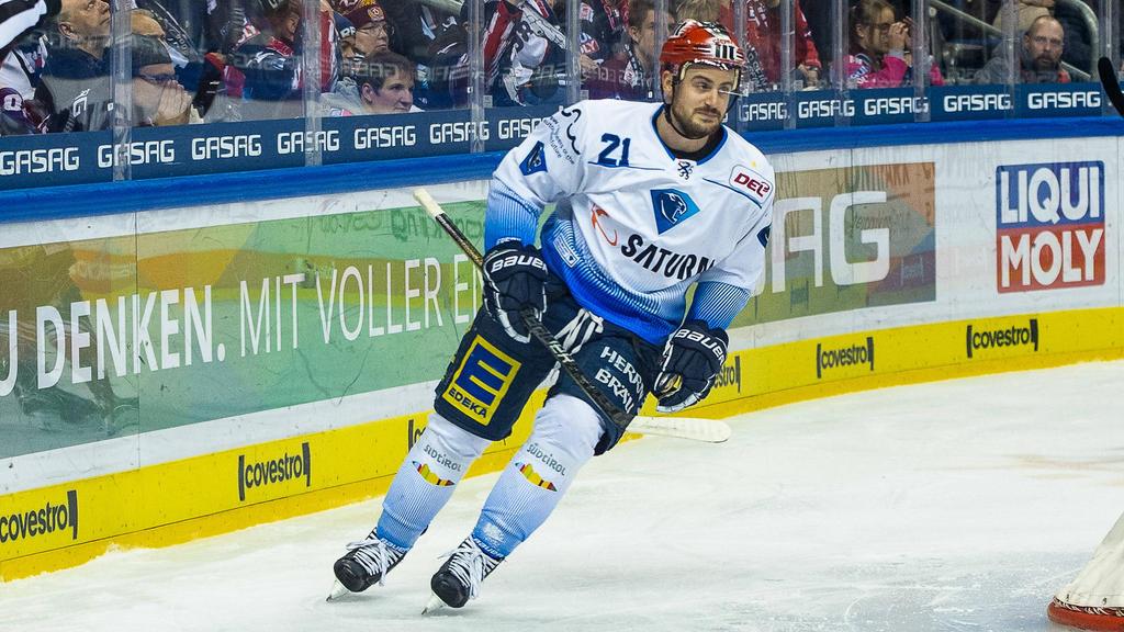DEL-Stürmer Wayne Simpson verlängert bei Ingolstadt