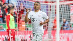 Könnte im Tausch für Leroy Sané vom FC Bayern zu ManCity wechseln: Serge Gnabry