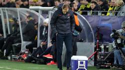 Thomas Tuchel steht bei PSG enorm unter Druck