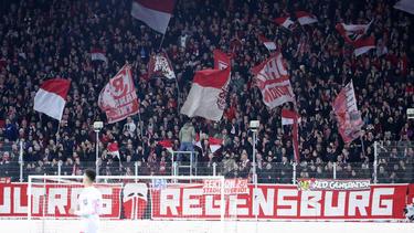 Das Stadion in Regensburg hat einen neuen Namen