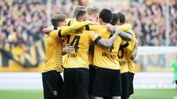 Bei Dynamo Dresden rückt Solidarität in den Vordergrund