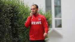 Sorgte beim 1. FC Köln für Wirbel: Birger Verstraete