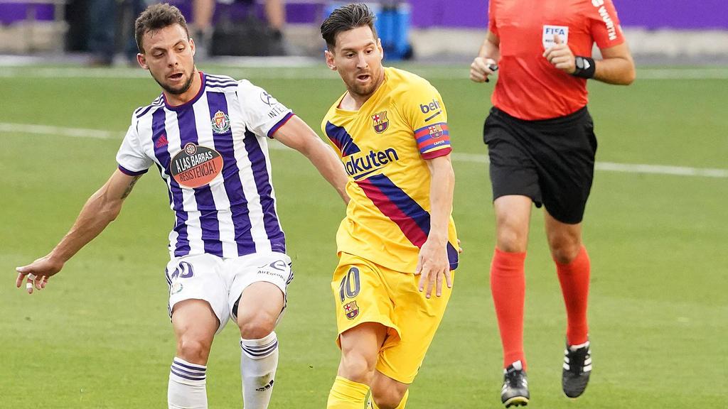 Lionel Messi hat sich angeblich eine neue Bleibe in Mailand besorgt