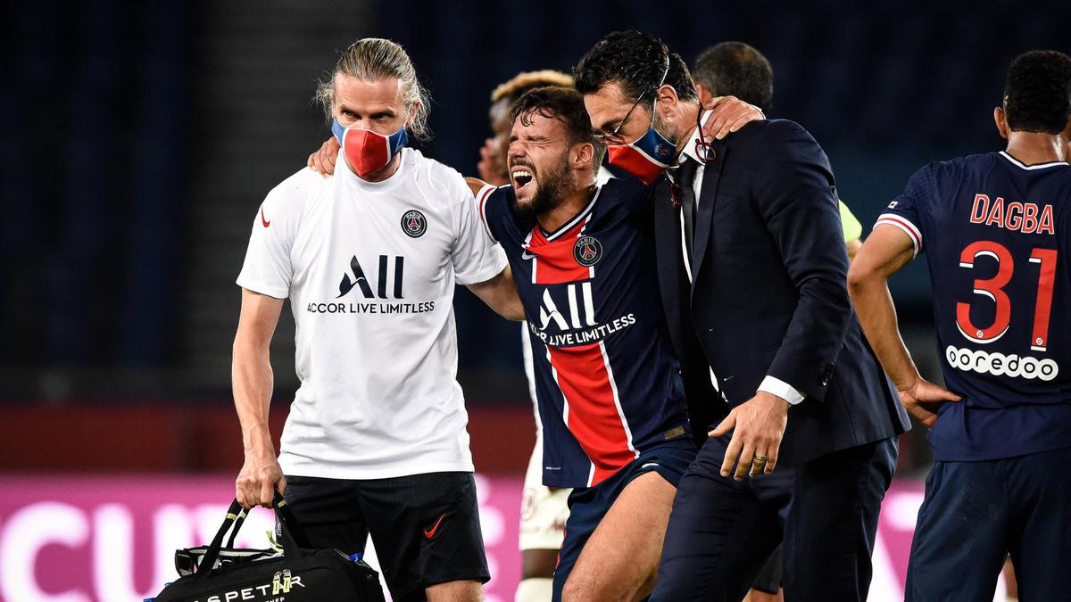 PSG muss länger auf Juan Bernat verzichten