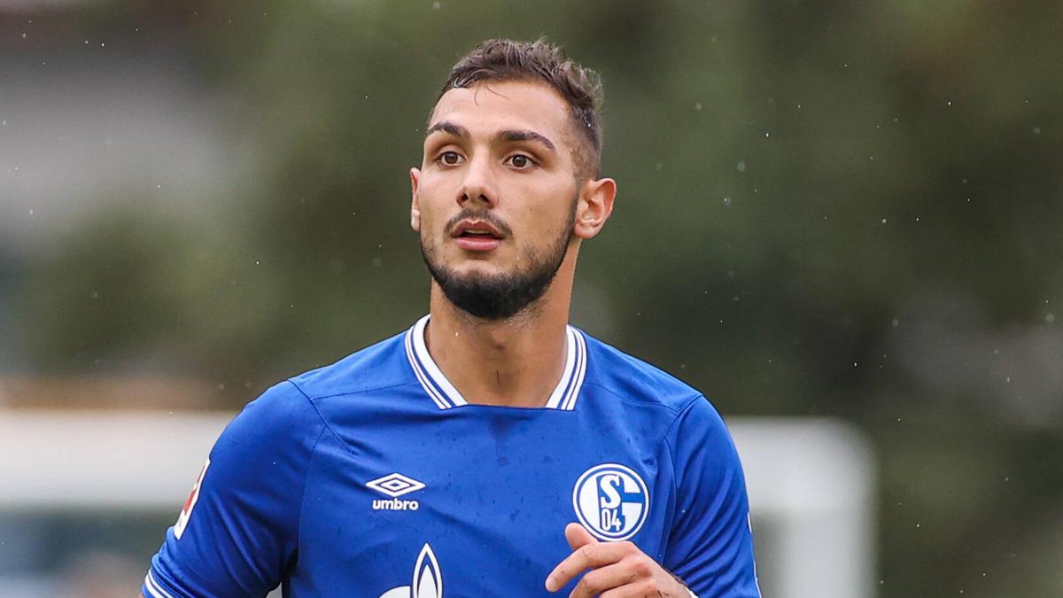 Ahmed Kutucu verletzte sich im Training des FC Schalke 04