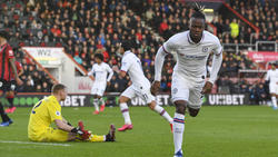 Michy Batshuayi stürmt künftig für Crystal Palace